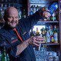 Uwe Christiansen – Ambassador für Henderson Gin