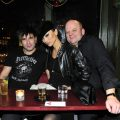 Bai Ling,  Marc Terenzi and Uwe Christiansen im Christiansen's colourpress.com Hamburg, D - Patrick Lux/dfd-images.com</br>​
